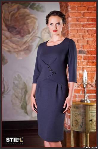 Вечернее платье для женщины среднего возраста